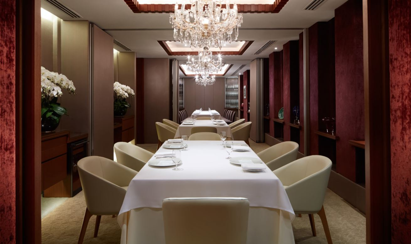 Fine Dining Restaurants in Singapore