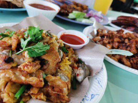 Old Airport Road Cooked Food Hawker Centre in Singapore