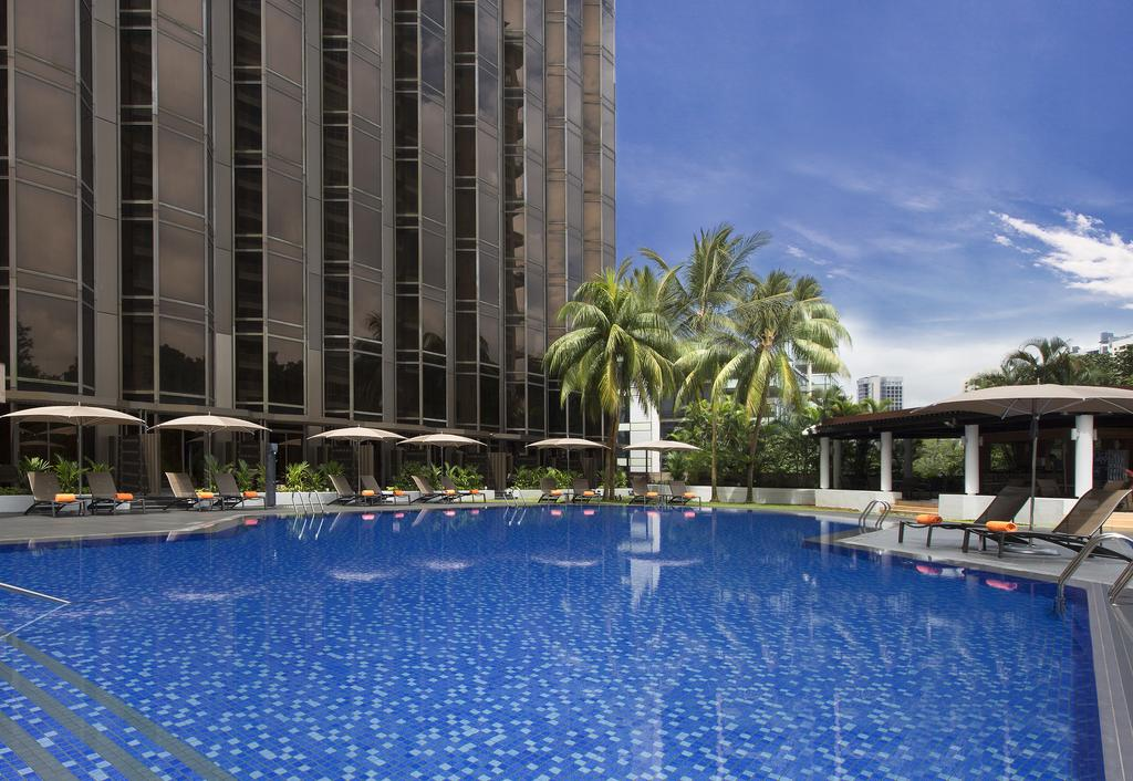 Sheraton Towers Hotel Singapore