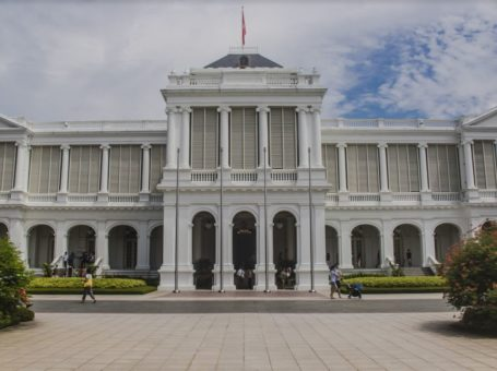 The Istana in Singapore