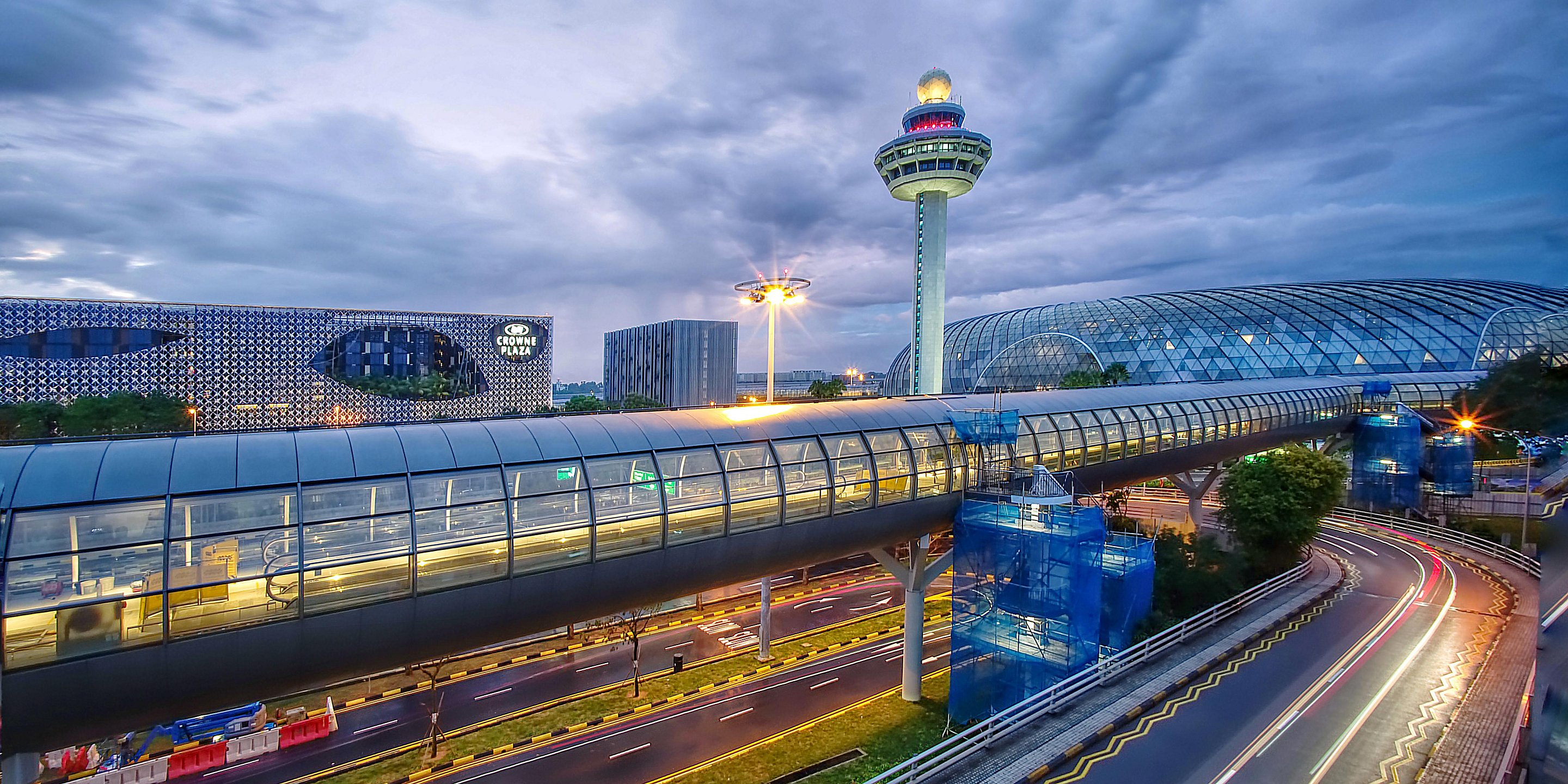 Airport Hotels in Singapore