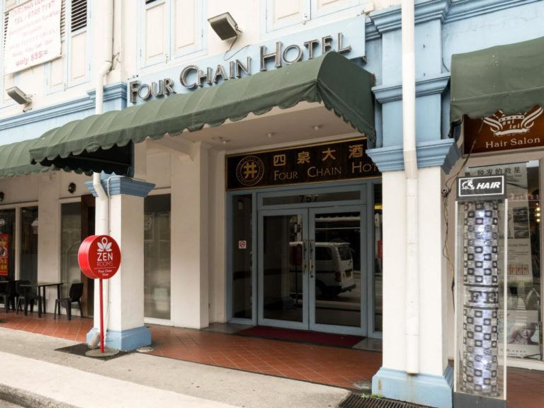 Four Chain View Hotel