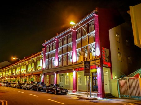 The Keong Saik Hotel